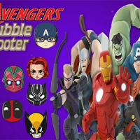 Avengers Bubble Shooter