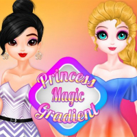 Princess Magic Gradient