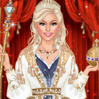 Queen Fashion Salon - Royal Dress Up